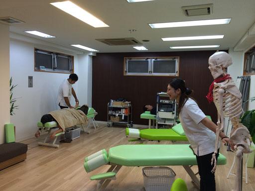 笠井先生とカルロスの斜め競演