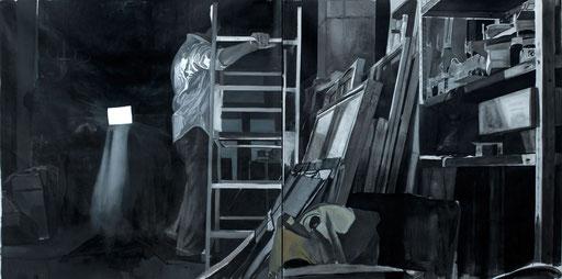 Obra presentada para Doce Dodici en Milan, de MECA