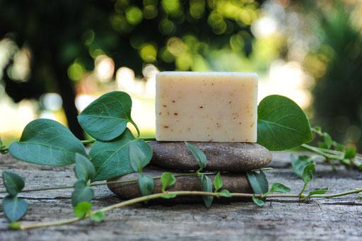 jabón natural de avena-cosmética natural ecológica-decoloresnatur