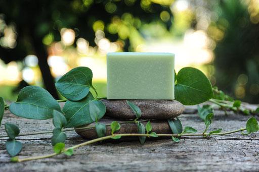 jabón de aloe vera-cosmética natural ecológica