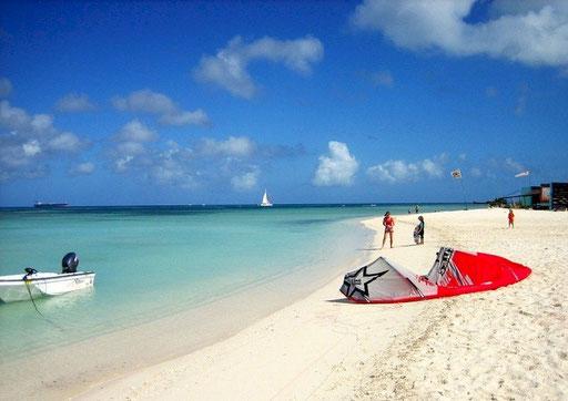 Aruba: Fisherman's Hut Beach