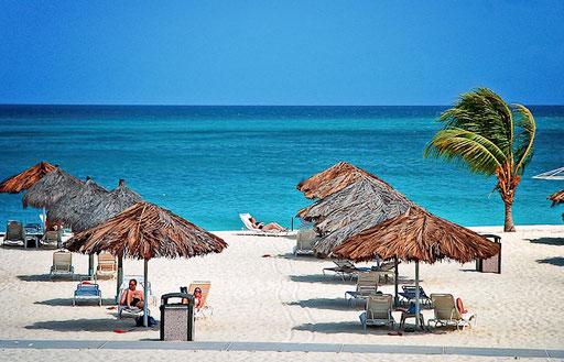 Aruba: Manchebo Beach