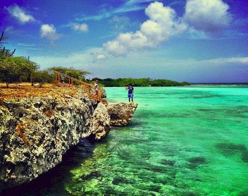 Aruba: Mangel Halto