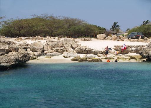 Aruba: Malmok Beach