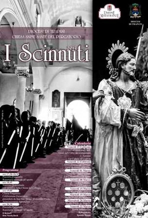 "Locandina ""I Scinnuti 2013"""