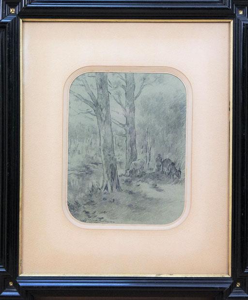 te_koop_aangeboden_een_houtskooltekening_van_julius_van_de_sande_bakhuyzen_1835-1925_haagse_school