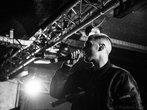 5 décembre 2018 - Rymz @ La Bellevilloise (Festival Aurores Montréal)