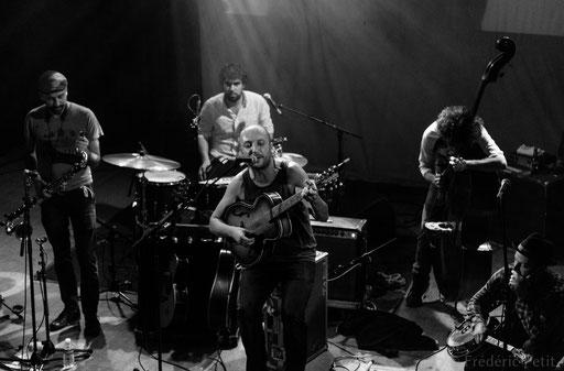 8 décembre 2016 - Bernard Adamus @ Divan du Monde (Festival Aurores Montréal)