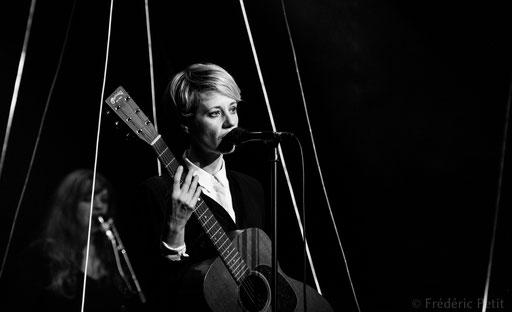 11 décembre 2015 - Katel @ Pan Piper (Festival Aurores Montréal)