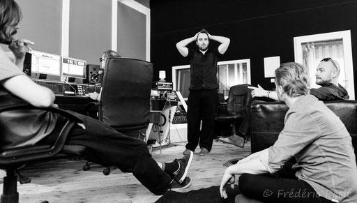 3 août 2015 - 3 minutes sur mer en studio, dernier jour
