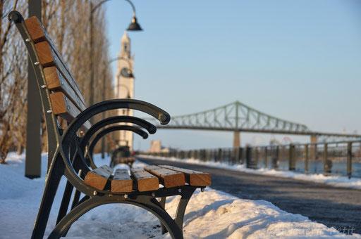 Québec, hiver 2012