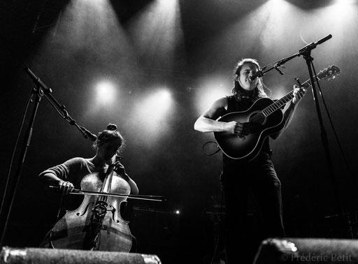 7 décembre 2017 - Elliot Maginot @ Petit Bain (Festival Aurores Montréal)