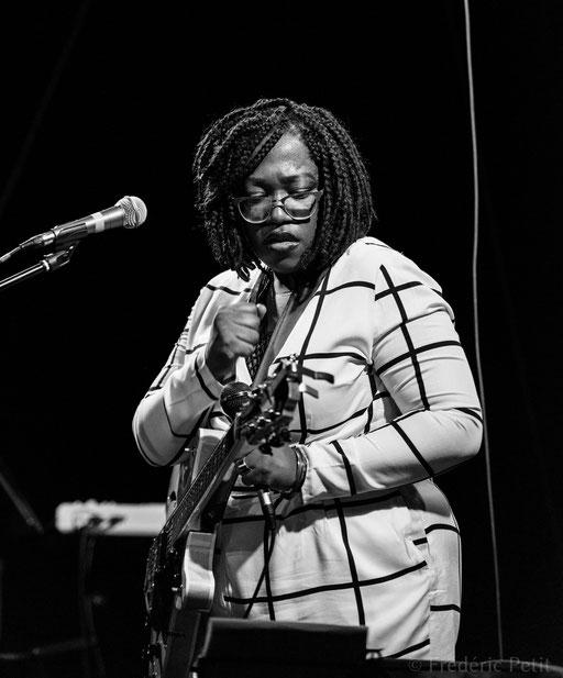 11 décembre 2015 - Mélissa Laveaux @ Pan Piper (Festival Aurores Montréal)