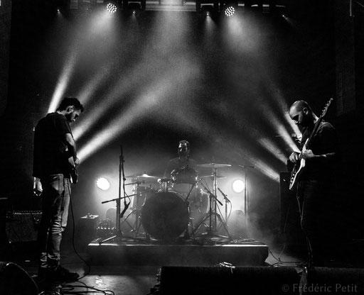 6 décembre 2017 - Reliefs @ Petit Bain (Festival Aurores Montréal)