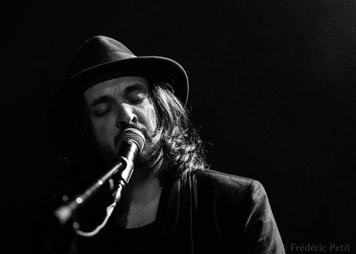 9 décembre 2016 - Bernhari @ Divan du Monde (Showcases Pros du Festival Aurores Montréal)