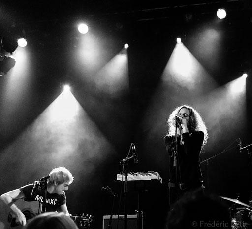 9 décembre 2016 - Kensico @ Divan du Monde (Festival Aurores Montréal)