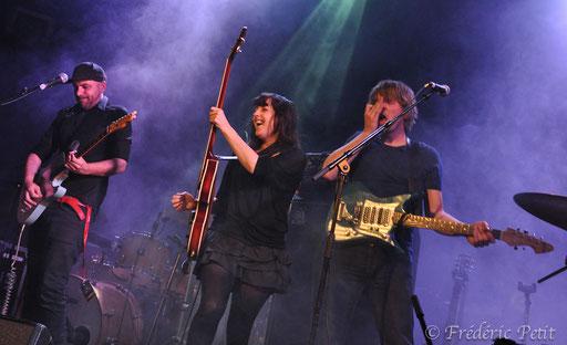 30 avril 2013 - Marie-Pierre Arthur @ Divan du Monde (Festival Aurores Montréal)