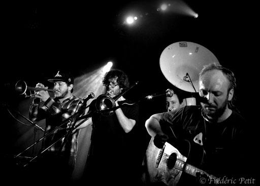 2 mai 2013 - Bernard Adamus @ Divan du Monde (Festival Aurores Montréal)