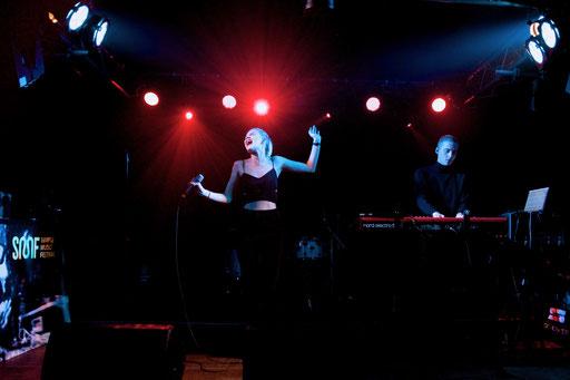 Eveline - Sample Music Festival - @weareeveline