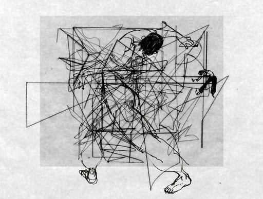 diseño toxotria 1 CAMILLE ULRICH espacio-grafia danza n.15 MORENO BERNARDI