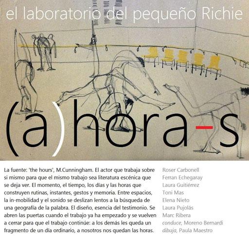 laboratorio teatral Moreno Bernardi