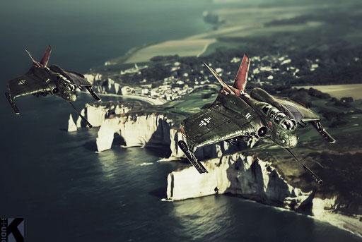 Normandy, France / September 1947