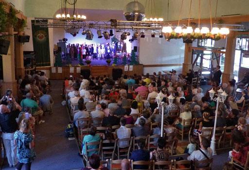Einschulung im Gasthof Mädler Zwickau - mit der Bebelschule zu Gast