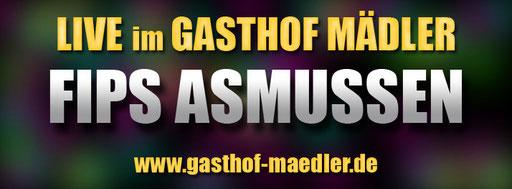 Live Gasthof Hotel Pension Mädler Zwickau Fips Asmussen Buffet Veranstaltung