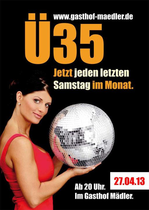 Ü35 Tanz Zwickau