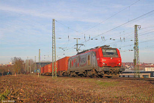 BB37013 mit DGS 42226 Ludwigshafen (Rhein) BASF Ubf - Lyon-Guillotière