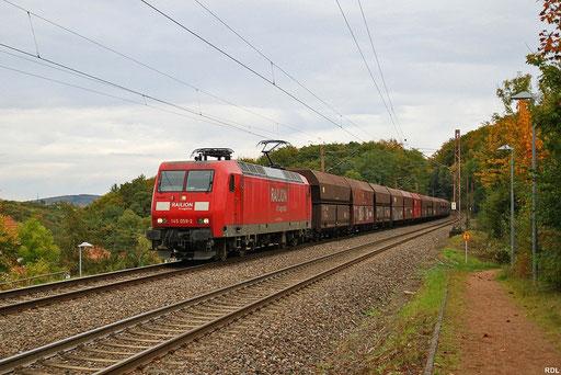 und nochmal bei Fischbach-Camphausen mit GM 49468 Göttelborn - Oberhausen West