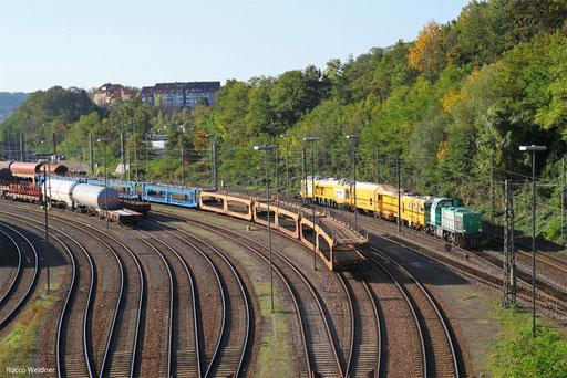 275 608 mit DGS 95729 Forbach - Saarbrücken Rbf Nord