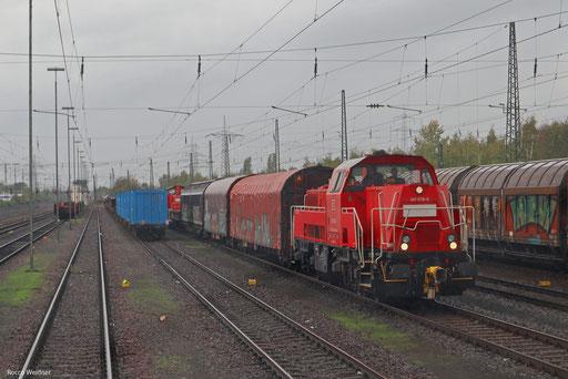 261 078 mit ER 54921 Andernach - Koblenz Lützel Mitte