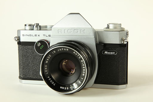 RICOH Singlex TLS  Copyright by engel-art.ch