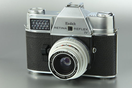 KODAK Retina Reflex IV  ©  engel-art.ch