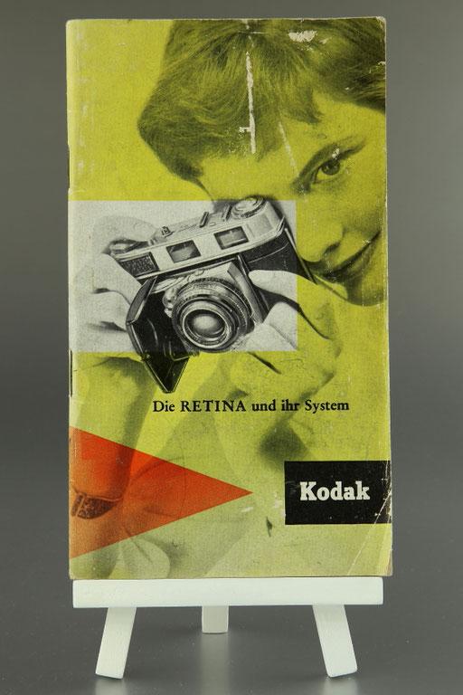 KODAK Retina Prospekt 1B / IIC    ©  engel-art.ch