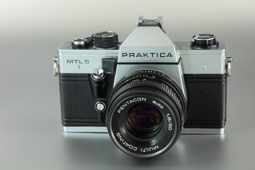 PRAKTICA MTL-5  ©  engel-art.ch