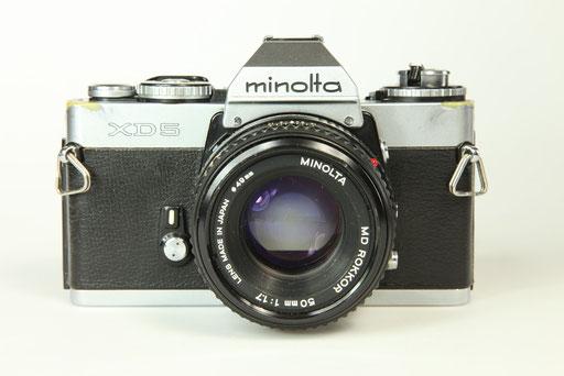 MINOLTA XD5  ©  engel-art.ch