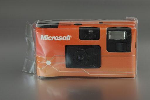 Einwegkamera Microsoft  ©  engel-art.ch