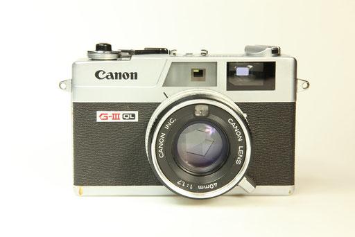 CANON Canonet GIII QL  © by engel-art.ch