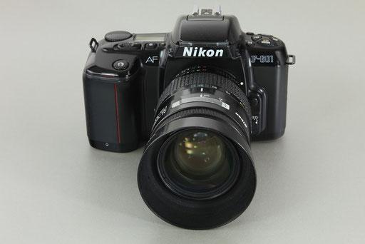 NIKON F-601 AF  ©  engel-art.ch