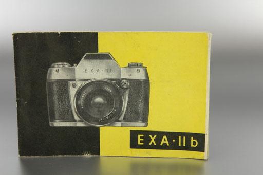 Gebrauchsanleitung JHAGEE EXA IIb  ©  engel-art.ch