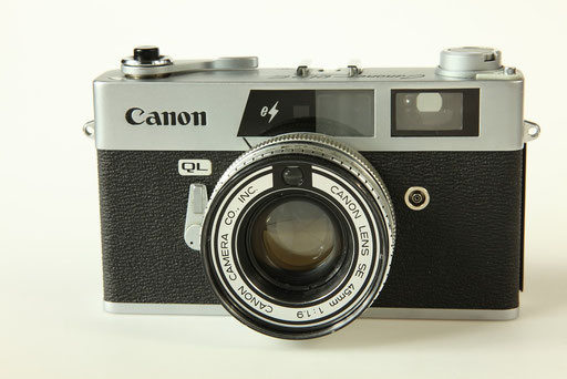 CANON Canonet QL19 E Copyright by engel-art.ch