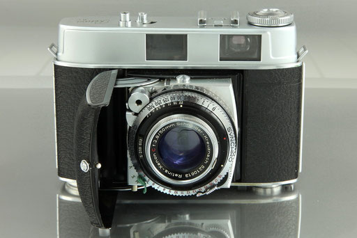 KODAK Retina II C  (Typ 029)  1958    ©  engel-art.ch
