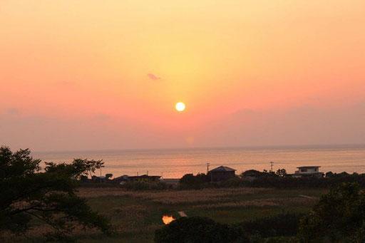 長崎の夕焼けは美しい
