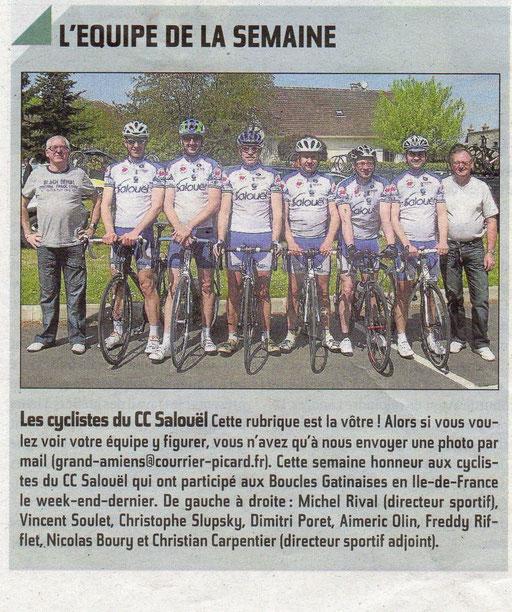 Courrier Picard du 22/04/2011