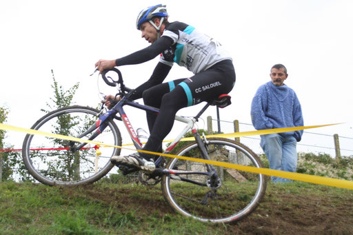 Samuel Bruhier à AVRECHY (60) le 14 Octobre 2012