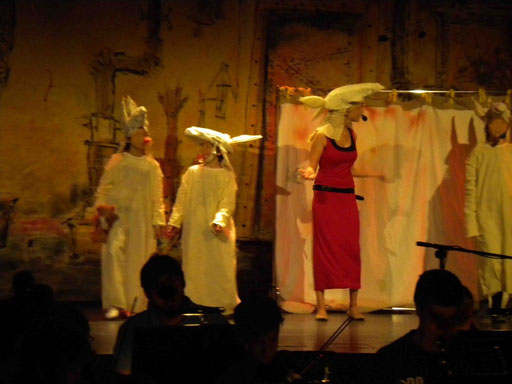 Bühnenbild Kindertheater Raum Krefeld - Meerbusch