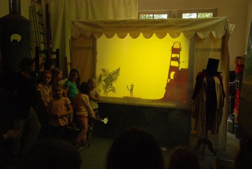 Krefelder Puppentheatertage roter fuchs Atelier am Wald