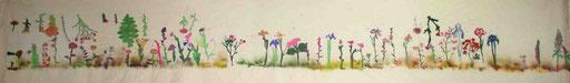 Gartenblumen Staudengarten